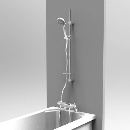 Midas™ 110 Bath Shower Mixer