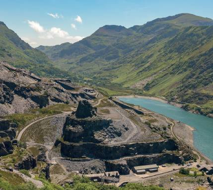 The Biggest Hydropower Stored Plant in Europe Trusts MSA for its Fall Protection