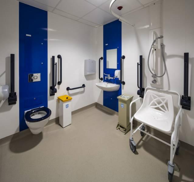 St Mary's Ward, Luton & Dunstable Hospital