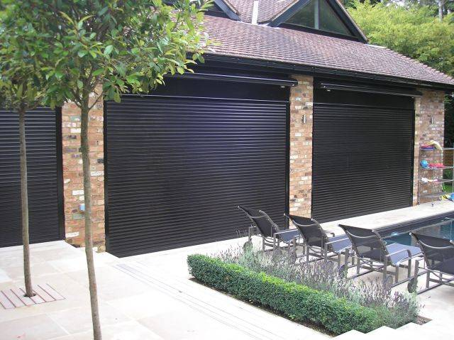 E37 Elite Aluminium Security Shutter