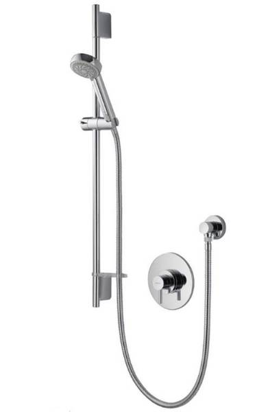 Siren SL concealed mixer shower with adjustable head