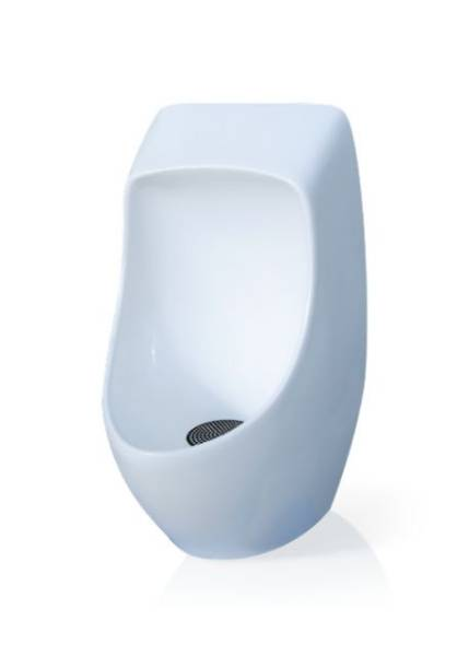 Urimat Ceramic Waterless Urinal c/w Hydrostatic Siphon
