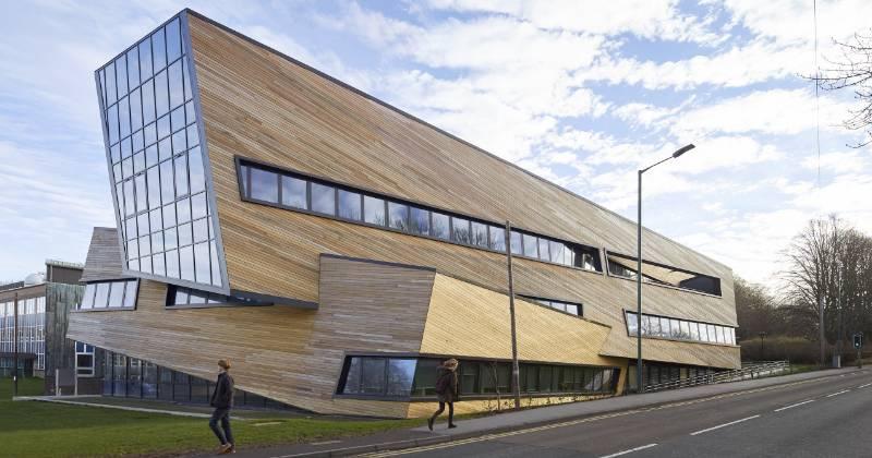 Natural ventilation at Durham University