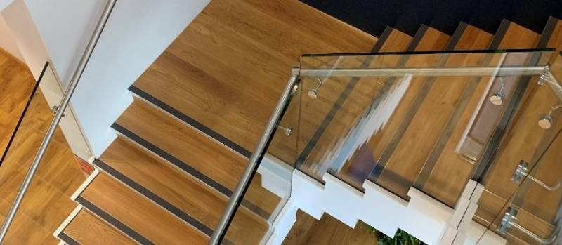 CASE STUDY: OFFICE – GRANITE EXCHANGE CO-WORKING SPACE – STAIR NOSING