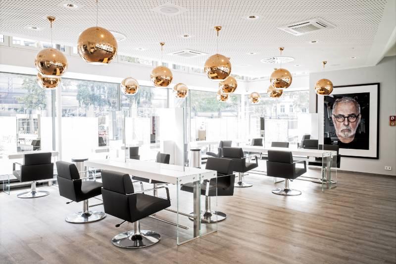 Udo Walz hair salon