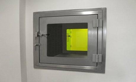 Dortek Fire Resistant Transfer Hatch