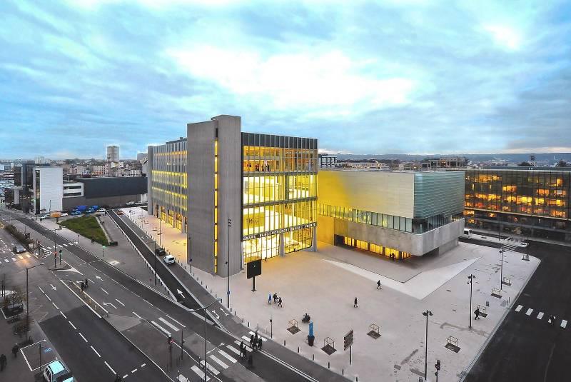 Centre Prouvé - Nancy (France)