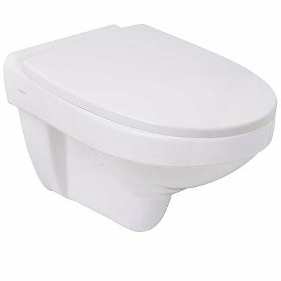 Sola Rimless Wall Hung WC Suite