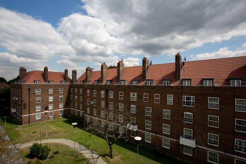 Sidlaw House, Stamford Hill