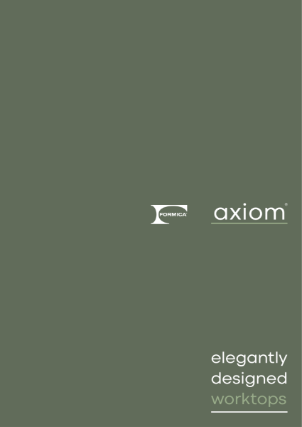 Axiom® by Formica Group