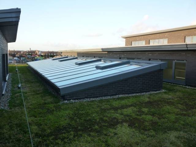 Em-Glaze™ Monopitch Rooflight