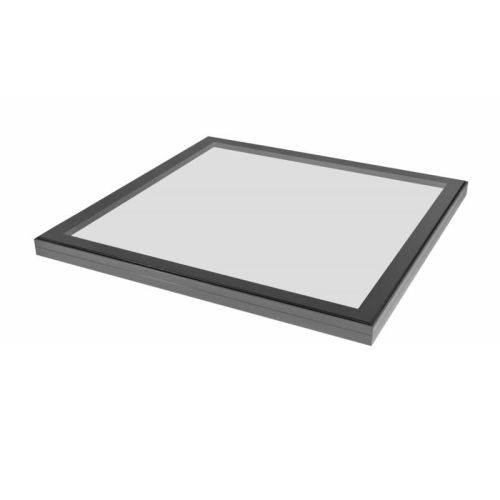 Coxdome Flat Glass Rooflight Without Kerb
