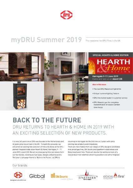 DRU Fires summer newsletter 2019