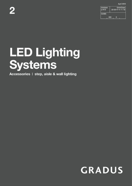 LED Lighting Systems Brochure
