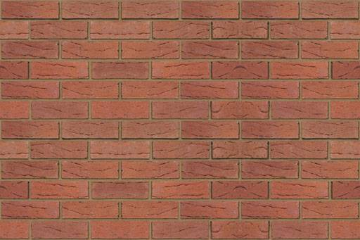 Hadrian Red - Clay bricks