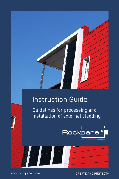 Rockpanel Instruction Guide