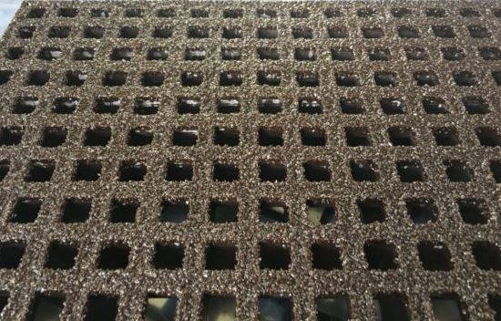 GRP FlowGrate Micromesh