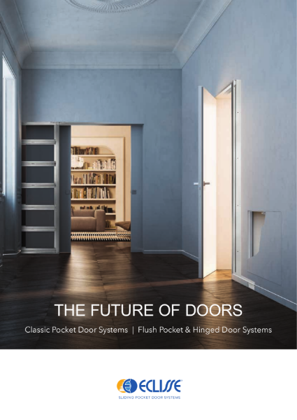 Eclisse Sliding Pocket Door Systems