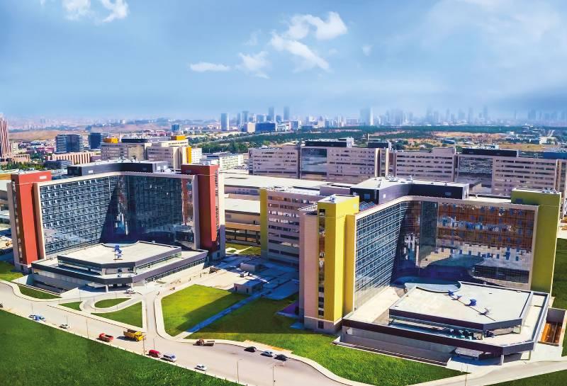 Ankara Bilkent City Hospital