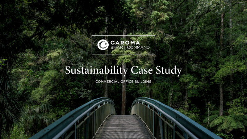 Case Study - Caroma Smart Command (Sustainability)