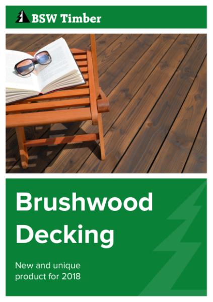Brushwood Decking