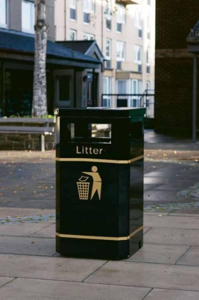 Albion Litter Bin