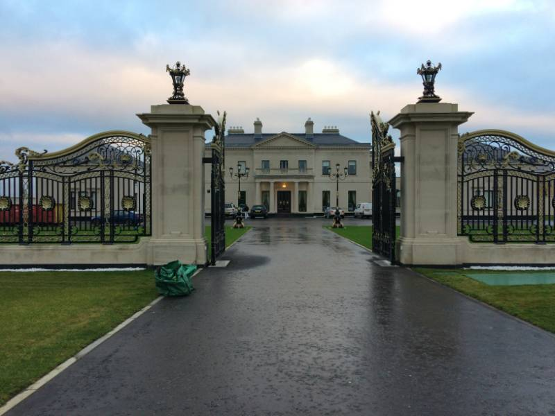 Largest Private Residence in Glasgow - Scotland