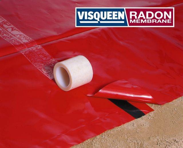 Visqueen High Performance Radon Membrane