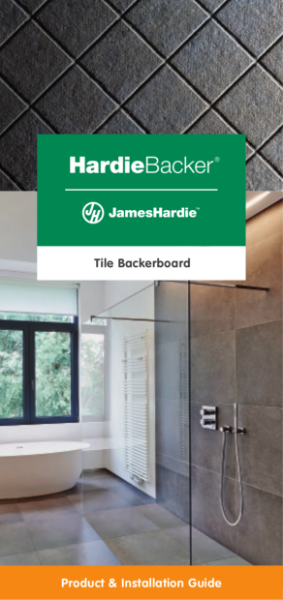 HardieBacker® Brochure