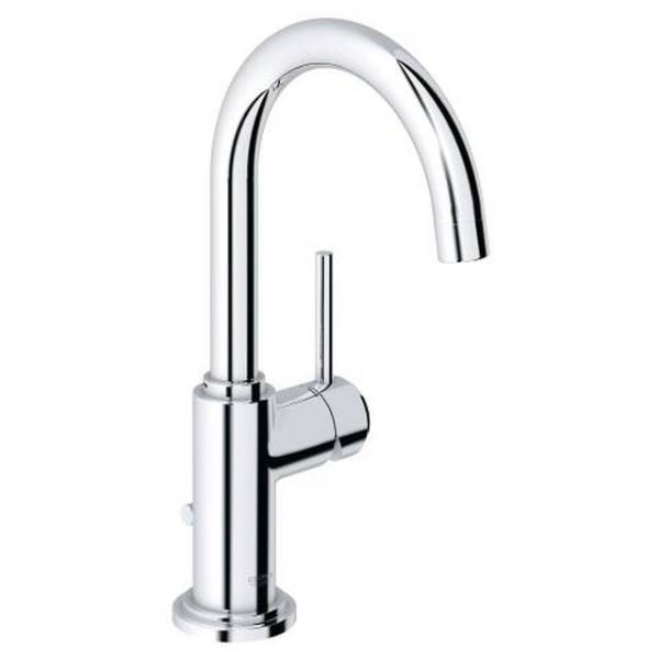 "Atrio Single-Lever Basin Mixer 1/2"" C-Spout"