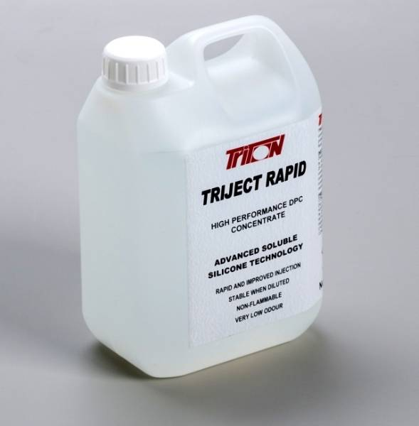 Triject Rapid - Water Based DPC Injection Fluid
