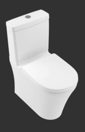 O.novo Washdown WC, Horizontal Outlet 4625R0