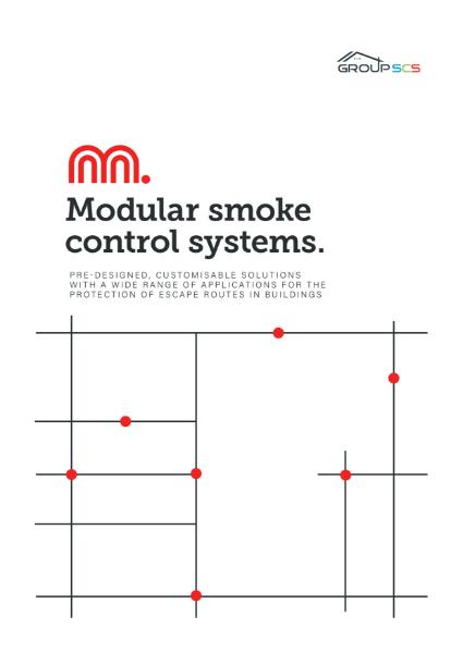Modular Smoke Control Systems