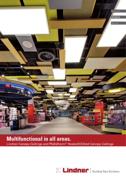 Lindner Canopy Ceilings and Plafotherm® Heated and Chilled Canopy Ceilings.pdf