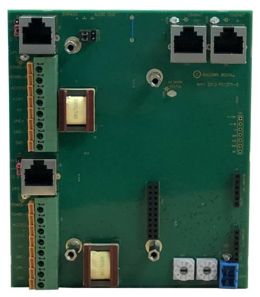 VIGIL3 Audio Input Module (BV3AIM2) Two way.