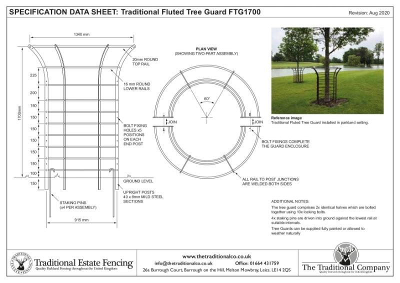 Metal Tree Guard