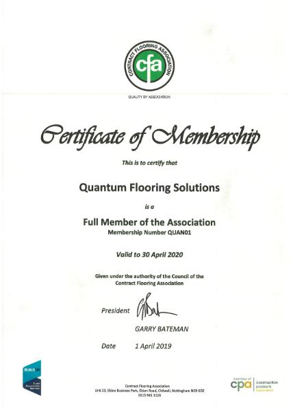 CFA Membership
