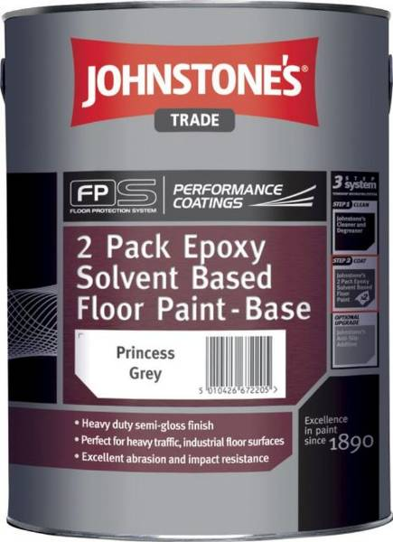 2 Pack Epoxy Solvent Based Floor Paint (Performance Coatings)