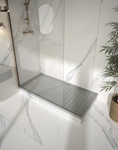 Bathroom Shower Trays Kador suite Silestone®