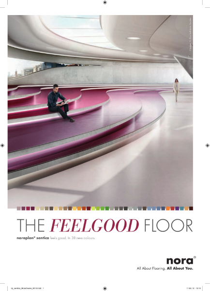 noraplan sentica: the feelgood floor