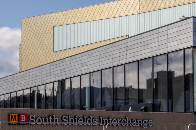 South Shields Interchange Hub