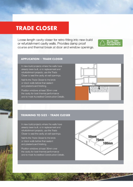 Cavalok Trade Closer System Product Information