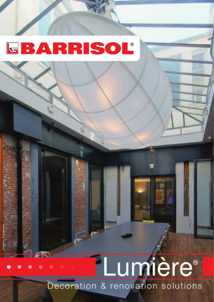 Barrisol Light® Decoration & Renovation