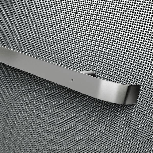 CS Acrovyn® ECR20S Stainless Steel Crashrail