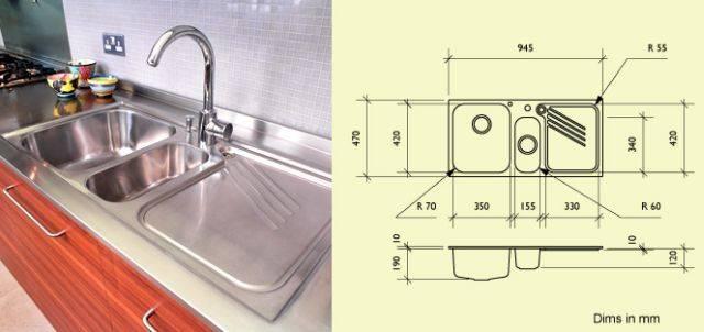 Sink Bowl IS21L