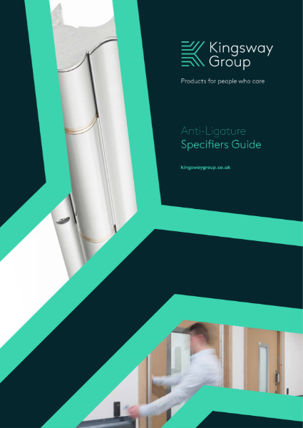 Kingsway Group - Anti-Ligature Specifiers Guide