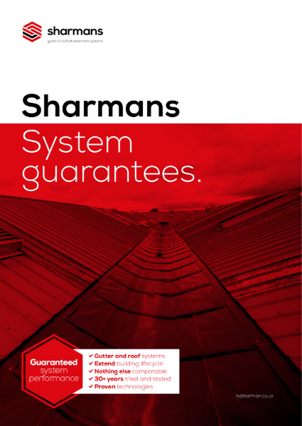 Sharmans system guarantees