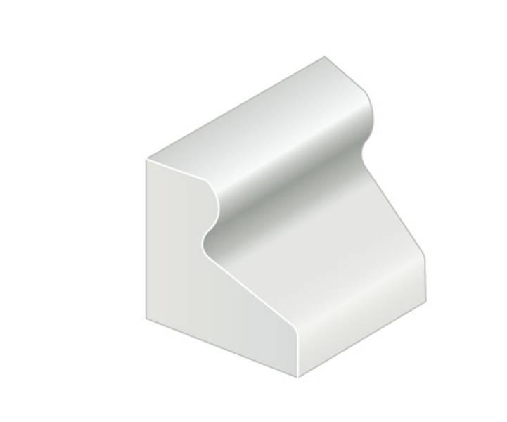 Trief® GST2A Kerb - 1.5 m internal radius