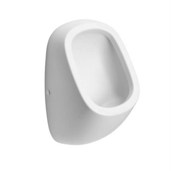 Jasper Morrison Bowl Rim Flush Fully Concealed Urinal