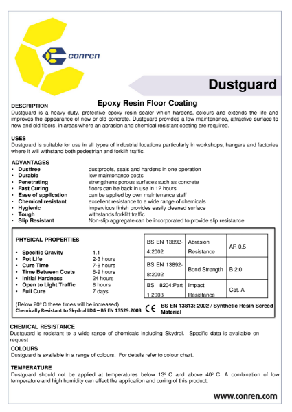 Dustguard